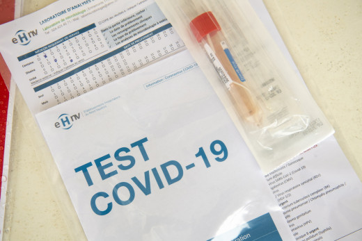 test covid 19 1